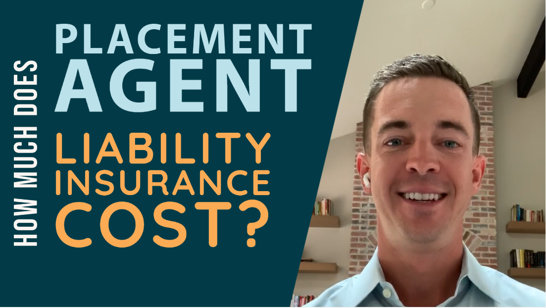 thumbnail of video for how much does placement agent liability insurance cost