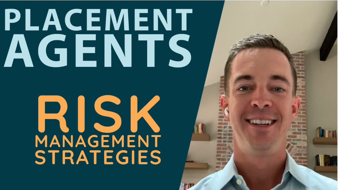 thumbnail showing risk management strategies for placement agents